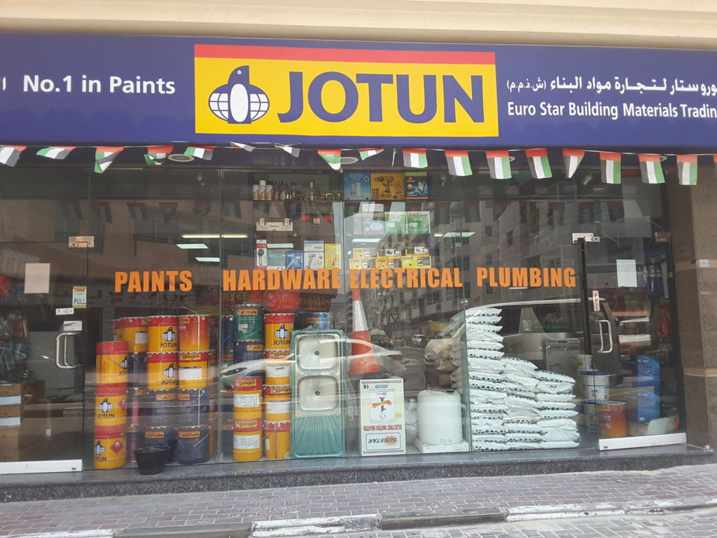 best painting companies in dubai